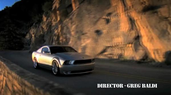 Baldi Mustang